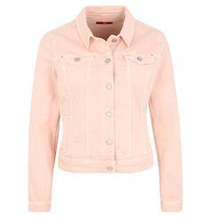 Diese rosa Jeansjacke von s.Oliver ist perfekt für den Frühling! Entdeckt  noch mehr neue Lieblingsstücke deutschlandweit in unseren Filialen oder im  Shop. 2360b6e426