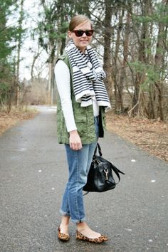 my everyday style: scarves and layers for days!