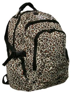 896f44edae Amazon.com  Cheetah Camouflage Chita MBK Casual Daypack Hiking Backpack   Sports   Outdoors