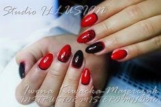 Iwona Kiwacka-Majerczyk: Czerwono-czarne