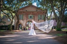 Charleston Wedding at Mills House Hotel