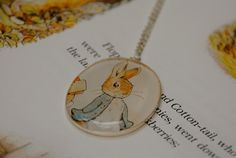 Beatrix Potter Character Necklace £10.50
