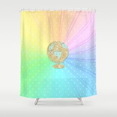 Lovely earth by healinglove Shower Curtain by Healinglove art products - $68.00