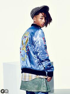 See Jaden Smith Wear Fall's Trippiest Clothes