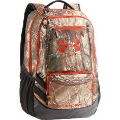 Under Armour Realtree Xtra Camo All Season Backpack  #Realtreecamo #UA