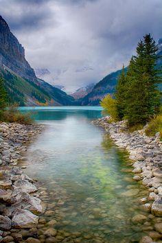 Lake Louise at Fall - Banff - Canada