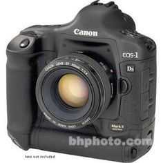 Canon EOS-1DS Mark II, 16.7 Megapixel, SLR, Digital Camera (Camera Body)
