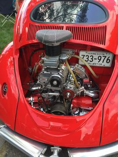 Vw whit turbo charged