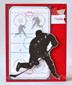 A great masculine card!                                                                                                                                                                                 More