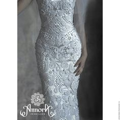 Купить Свадебное платье из Ирландского Кружева Annoralace - ирландское кружево, свадьба, свадебное платье