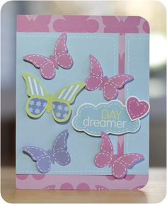 Fabulous All Girl Additions #Scrapbooking Card from Creative Memories    http://www.creativememories.com