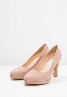 1e796da8293a16 Mariage Chaussures · Anna Field Escarpins à talons hauts - rose - ZALANDO.FR