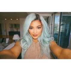 Kylie's weave is everything. That color would suit anybodys skintone!