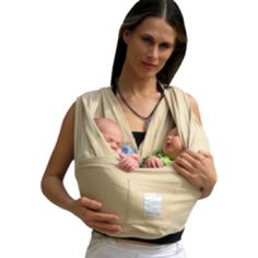 Speaking of braving the outside world by your lonesome, if you want to go anywhere and have two free hands while carrying your twins (or for hanging out at home, for that matter), a carrier is your best option. Since many newborn twins. Twin Baby Boys, Twin Mom, Twin Babies, Mom And Baby, Twin Baby Stuff, Baby Momma, Babies Stuff, Twin Carrier, Best Baby Carrier