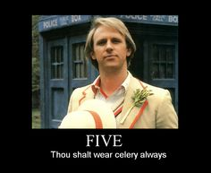 Doctor Who 30 Day Challenge.Five (Peter Davison) Doctor Who 10, Doctor Who Quotes, Eleventh Doctor, Peter Davison, David Tennant Doctor Who, Steven Moffat, Christopher Eccleston, Rory Williams, Donna Noble