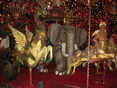 Carousel at House on the Rock - Carousel6 by Handwork Chronicles, via Flickr