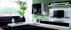 Últimamente las televisiones de nuestro hogar cada vez son más grandes, recuerda que todos nuestros salones se pueden adecuar a tus necesidades