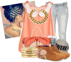 """""""Believe and you'll achieve success!!"""" by mindless-sweetheart ❤ liked on Polyvore"""