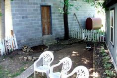 Before And After Photos Of A Small Front Yard Landscape Makeover