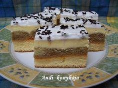 Tengerész piskóta - Andi konyhája - Sütemény és ételreceptek képekkel