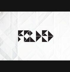 typography - FOLDED  #typography