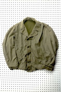 Virgil Normal Vintage WWII N4 USN Jacket d09fcffb8419d