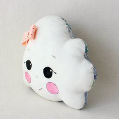 Cloud Pillow pdf Pattern by Gingermelon on Etsy