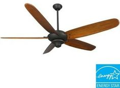 Altura 68 in indoor oil rubbed bronze ceiling fan 68068 at the home emerson maui bay 52 5 blade ceiling fan with custom blade options oil rubbed bronze fans indoor ceiling fans offer stores aloadofball Image collections