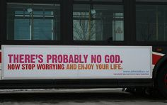 Side-view by Atheist Bus Canada, via Flickr