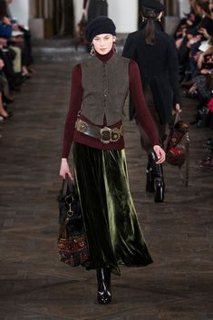 Ralph Lauren Review | Fashion Week Fall 2013  | POPSUGAR Fashion