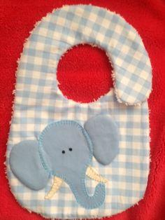 Babero elefante                                                                               Mais