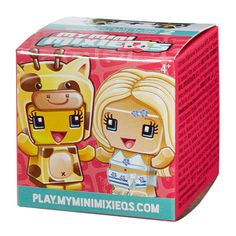 """My Mini MixieQ's 2 Pack Mystery Figures - Blind Pack (Color/Styles May Vary) - Mattel Girls - Toys """"R"""" Us"""