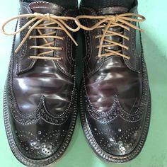靴紐の結び方 シングルとアンダーラップ 靴バカ.com Men Dress, Dress Shoes, Leather Boots, Derby, Oxford Shoes, Lace Up, Classy, Design, Fashion