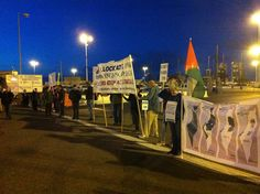 27/09/14 San Francisco Bay Area activists again prevent unloading of Israeli ship - electronicintifada.net (READ)