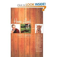 """Sam Lipsyte, Home Land- on my """"to read"""" list. This book is about a confrontation at a high school reunion."""