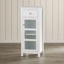 Free Standing Bathroom Cabinets You'll Love | Wayfair