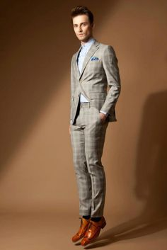 Tailored suits for any occasion Tudor Tailor, Tailored Suits, Double Breasted Suit, Gentleman, Suit Jacket, Spring Summer, Costume, Jackets, Collection