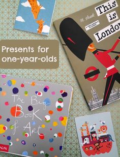 The best presents for one-year-olds