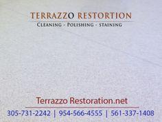 Terrazzo Floor Polishing Specialists in Fort Lauderdale