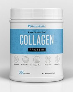 NativePath Collagen Protein is a collagen boosting powder that is loaded with natural ingredients and delivers real time results Flexible Joint, Collagen Protein, Nutrition Program, Healthy Skin, Healthy Weight, Metabolism, Skin Care, Pure Products, Muscle Mass