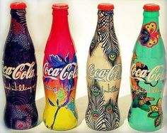 Do not get the point of limited edition bottles | At least they're pretty?