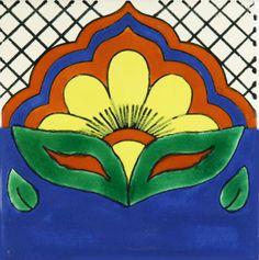 Mexican Tile | Border Tiles | Especial Collection - Mexican Tile ...