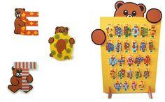 Vilac Lettre ourson en bois : B  - marque : Vilac Lettre ourson en bois : B...  Prix :1,39 € au lieu de 1,99 €  chez Avenue des Jeux #Vilac #AvenuedesJeux