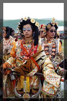 Litang Horse Festival, Eastern Tibet, 2007 or earlier. Please like http://www.facebook.com/RagDollMagazine and follow @RagDollMagBlog @priscillacita