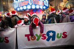Toys 'R' Us Hires New CEO With A Rich IPO Resume In David Brandon - Forbes