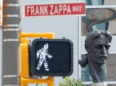 #Singer-songwriter #Frank #Zappa was born in #Baltimore, #Maryland. In 2010, the city honored their native son by renaming a street after him and dedicating a bust. https://www.facebook.com/CenturyCorpMD https://twitter.com/CenturyCorpMD #apartments