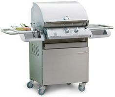 Mandatory for summer entertaining -  Cook Number Gas Grill