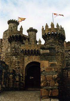#Castillo templario de #Ponferrada #Léon