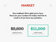 Market - Highly Selective Marketplace for Creatives on Behance