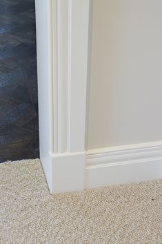Hamptons Style Home using Intrim Group SK774 Skirtings & Architraves